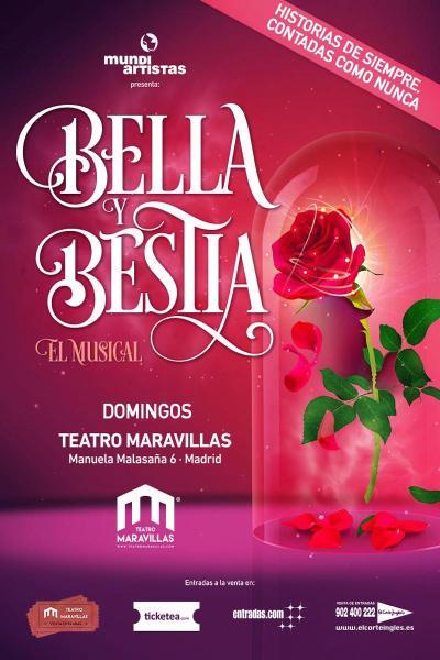 Bella y Bestia: El Musical