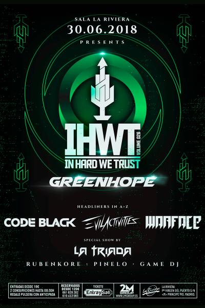 In Hard We Trust Green Hope