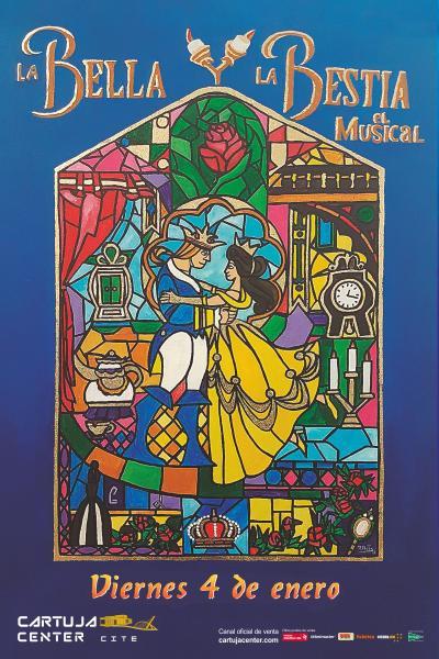 La bella y la bestia - El musical - Sevilla