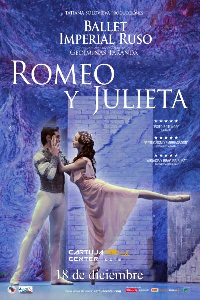 Ballet Imperia Ruso -  Romeo y Julieta