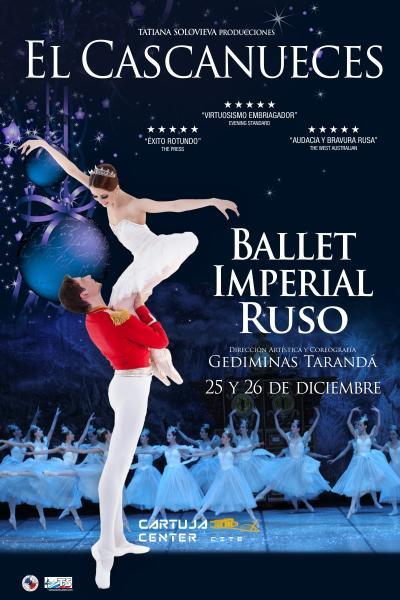 Ballet Imperial Ruso - El Cascanueces -