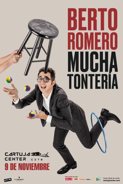Berto Romero. Mucha tontería