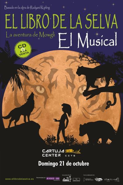 El libro de la selva la aventura de Mowgli