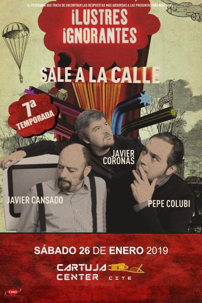 Ilustres Ignorantes Sevilla