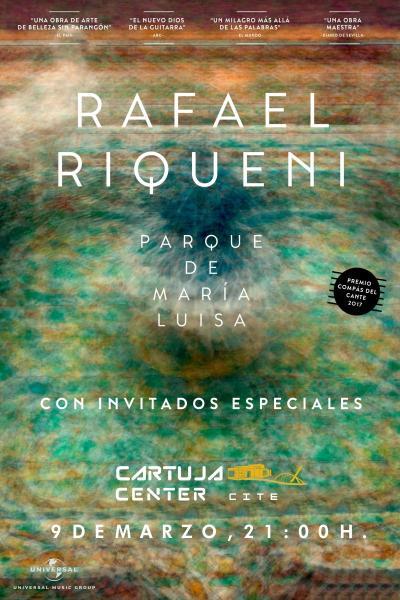 Rafael Riqueni Parque de Maria Luisa con invitados especiales