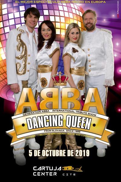 Dancing Quenn. Homenaje a ABBA
