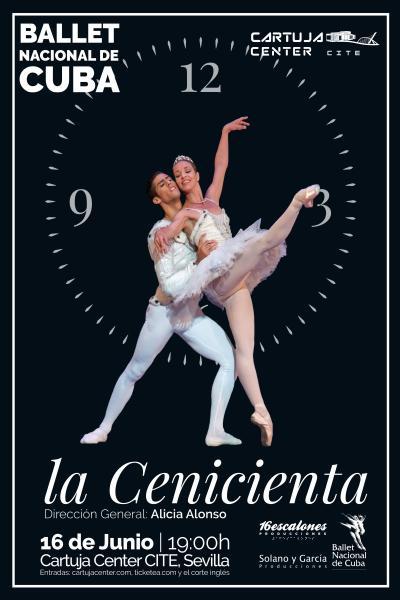 Ballet Nacional de Cuba – La Cenicienta
