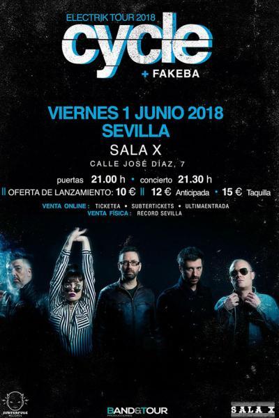 Cycle + Fakeba en Sevilla