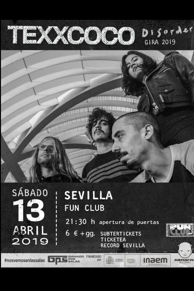 Texxcoco en Sevilla