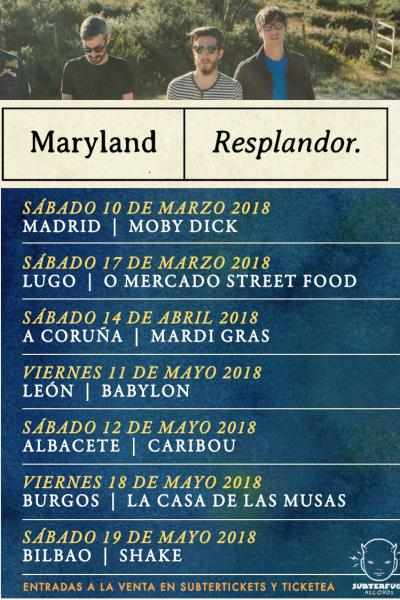 Maryland en A Coruña