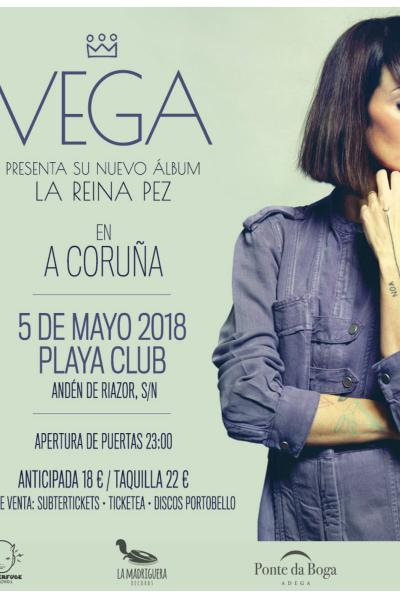 Vega en A Coruña