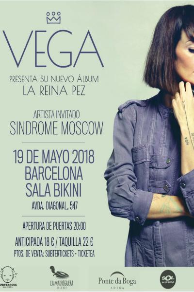 Vega en Barcelona