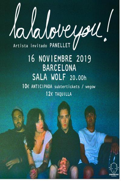 La La Love you en Barcelona
