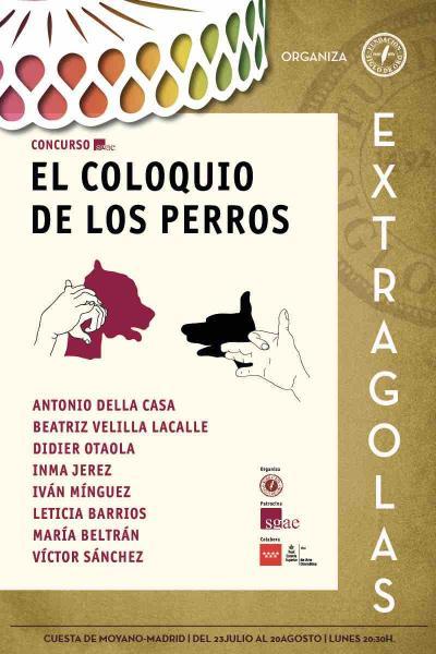 EL COLOQUIO DE LOS PERROS (Concurso)