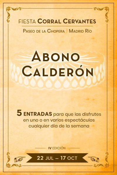 ABONO CALDERÓN