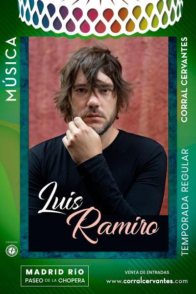 Luis Ramiro. Poetas de ORO del siglo XXI