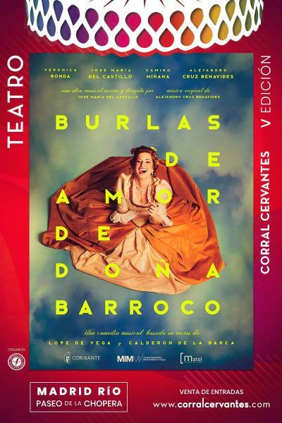Burlas de Amor de Doña Barroco
