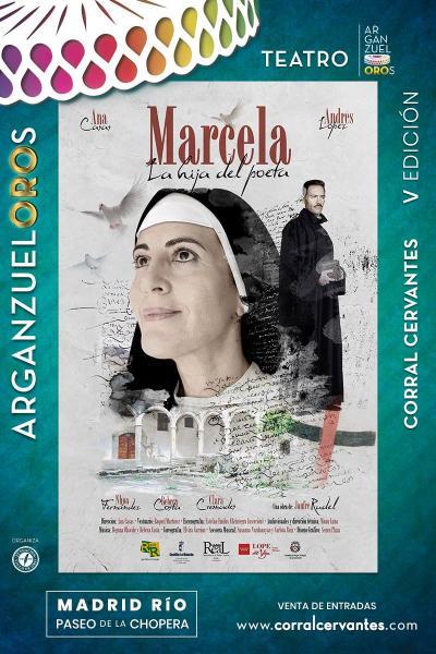 Marcela, la hija del poeta