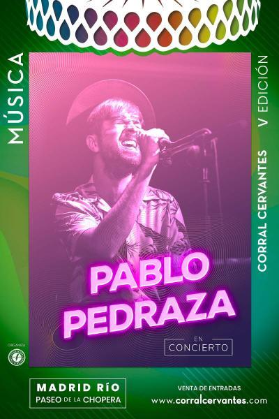 Concierto Pablo Pedraza