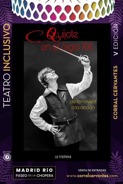 Quijote en el S.XXI: de la novela a la acción