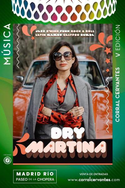 Concierto Dry Martina
