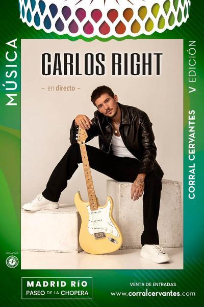 Concierto Carlos Right