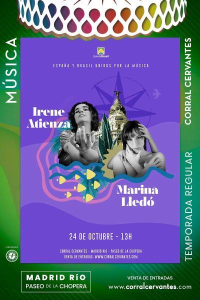 Concierto Irene Atienza y Marina Lledó