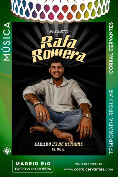 Concierto Rafa Romera