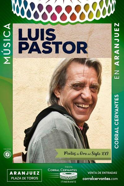 Concierto Luis Pastor