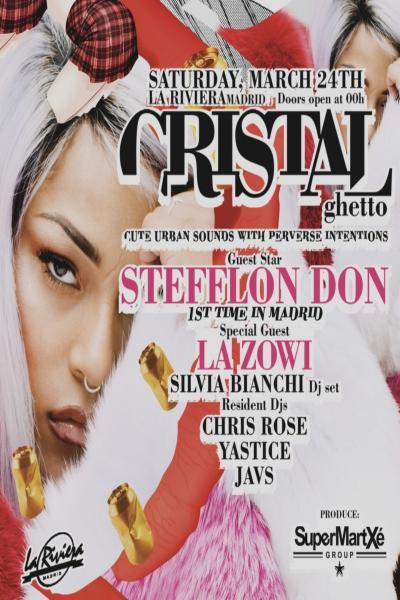 Cristal Ghetto - Stefflon Don