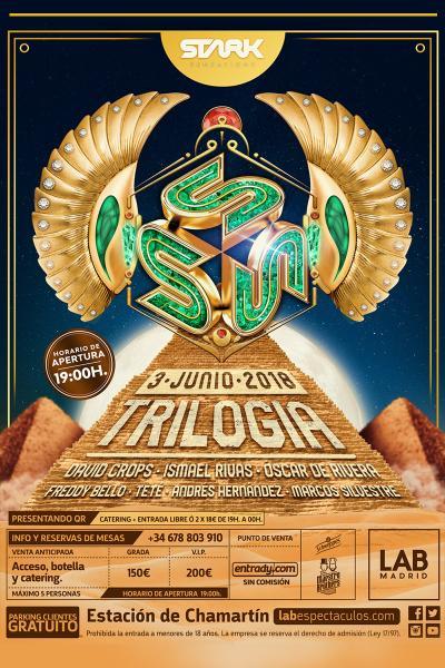 Stark Sensations - Trilogía - 03JUN18