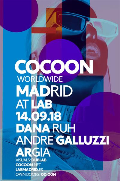 Dana Ruh y Carola Pisaturo @ Cocoon Madrid Opening Party @ 14SEP18