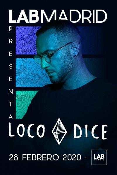 LAB Madrid presenta LOCO DICE