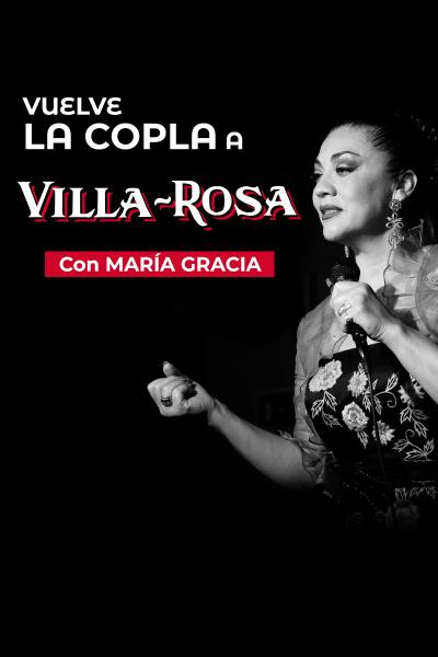 Coplas de España con María Gracia