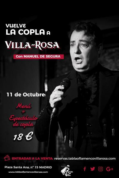 Coplas de España con Manuel de Segura