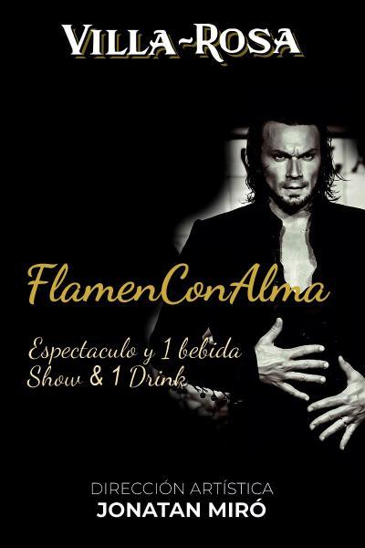 Flamenconalma Copa Espectáculo