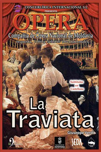 La Traviata, por el Teatro de la Ópera Nacional de Moldavia