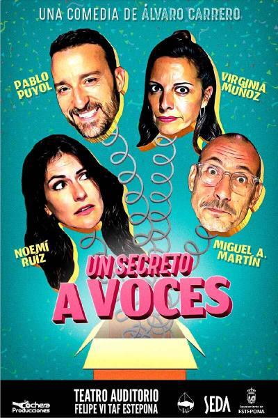 Un secreto a voces | La cochera producciones