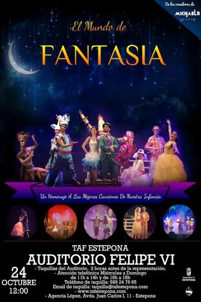 El mundo de fantasía | Jackson Dance Company