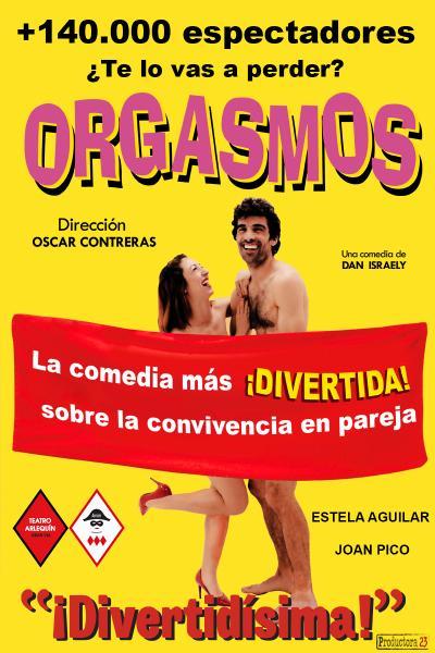 Orgasmos - La Comedia