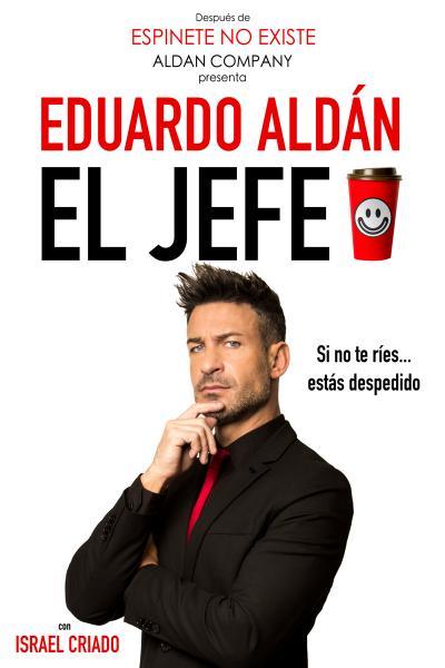 El Jefe, de Eduardo Aldán