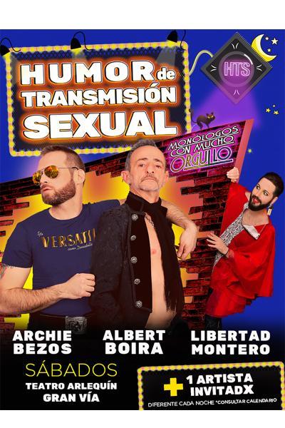 HTS - Humor de transmisión sexual