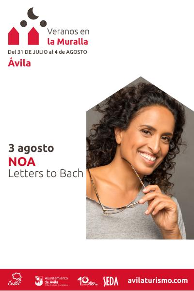 NOA. Letters to Bach