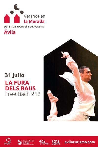 LA FURA DELS BAUS. Free Bach 212