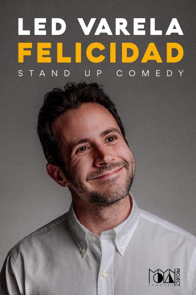 Led Varela Felicidad en Barcelona