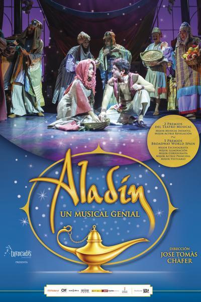Aladín, un musical genial