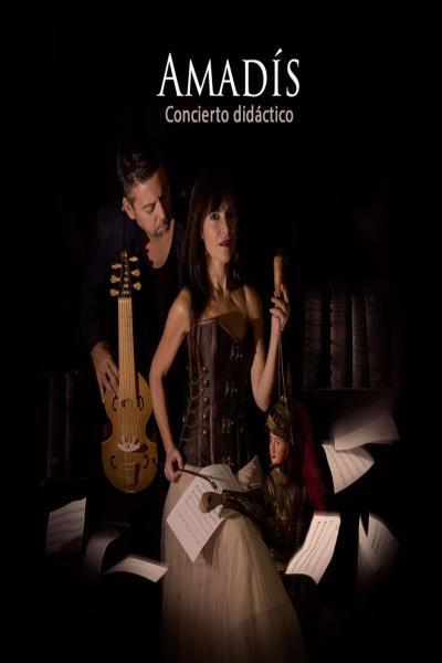 Amadís y el tesoro de la música - Sala Mirador