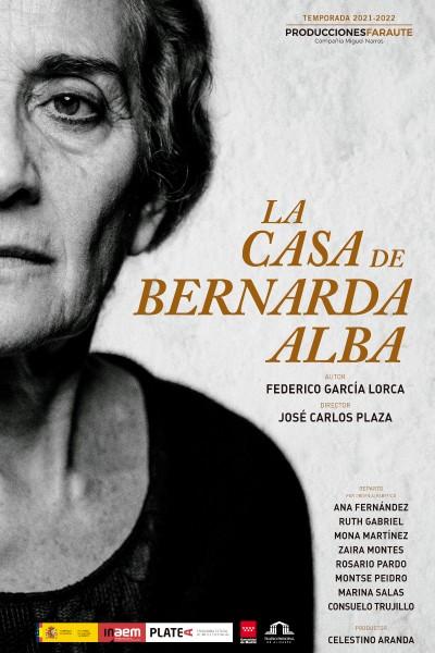 La casa de Bernarda Alba. Compañía Miguel Narros