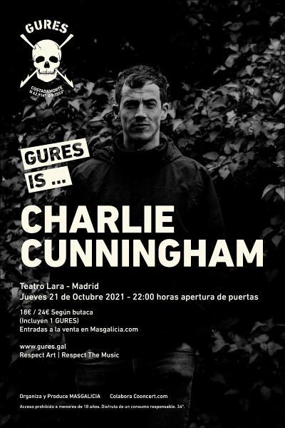 Charlie Cunningham en Madrid | Gures is on tour