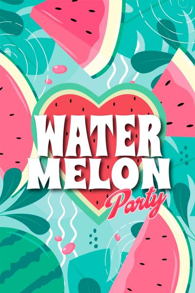 🍉 WATERMELON PARTY 🍉
